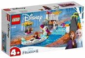 Конструктор LEGO Disney Princess 41165 Экспедиция Анны на каноэ