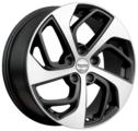 Колесный диск SKAD KL-275 7x17/5x114.3 D67.1 ET51 Алмаз бархат
