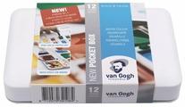 Van Gogh Акварельные краски Water colour 12 цветов (20808631)