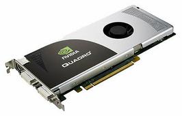 Видеокарта HP Quadro FX 3700 600Mhz PCI-E 512Mb 1800Mhz 256 bit 2xDVI