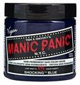 Крем Manic Panic High Voltage Shocking Blue голубой оттенок