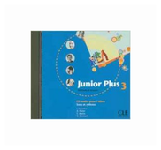 Junior Plus 3 Audio CD (individuel)