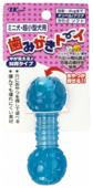 Гантель для собак Japan Premium Pet Dental Toy для массажа десен и чистки зубов в форме гантели