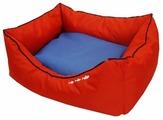 Лежак для собак ZOOexpress Пухлик Морская №3 55х43х23 см