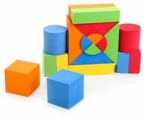 Кубики Играем вместе Союзмультфильм B1589688-R