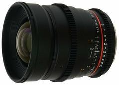 Объектив Samyang 24mm T1.5 ED AS UMC VDSLR Canon EF