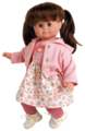 Кукла Schildkrot Ника, 37 см, 2037776