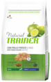 Корм для собак TRAINER Natural Adult Maxi Chicken and rice dry