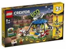 Конструктор LEGO Creator 31095 Ярмарочная карусель