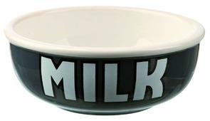 Миска TRIXIE 24796 Milk & More для кошек 0.4 л