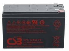 Аккумуляторная батарея CSB UPS 12460 12 А·ч