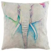 Чехол для подушки Pastel Слон 45х45 см (1315512)