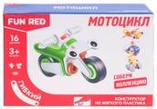 Винтовой конструктор Fun Red FRCF001-M Мотоцикл
