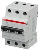 Автоматический выключатель ABB SH203L 3P (С) 4,5kA