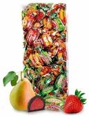 Конфеты Кремлина микс манго, апельсин, клубника, груша в шоколаде
