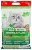 Наполнитель Homecat Эколайн Зеленый чай (6 л)