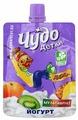 Питьевой йогурт Чудо детки мультифрукт 2.5%, 85 г