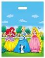 Пакет подарочный MILAND Сказочные принцессы 36.5х48 см