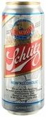 Пиво безалкогольное светлое Schlitz Alkoholfrei 500 мл