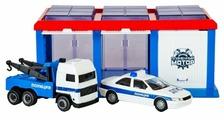 Пламенный мотор Полиция ДПС 870273