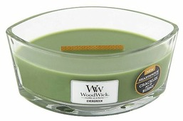 Свеча WoodWick Evergreen (76142), эллипс