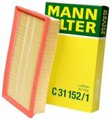 Панельный фильтр MANNFILTER C31152/1