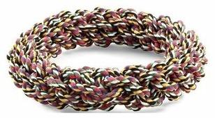 Кольцо для собак Triol веревка 304CQ/12111045