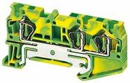 Клеммный блок заземляющий Schneider Electric NSYTRR43PE