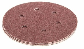 Шлифовальный круг на липучке Hammer 214-013 150 мм 5 шт