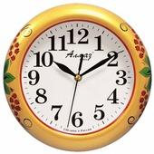 Часы настенные кварцевые Алмаз P12