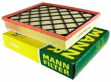 Панельный фильтр MANNFILTER C33001