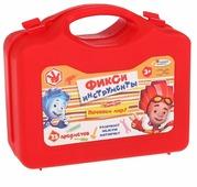 Играем вместе Набор инструментов Фиксики в чемодане (B1628830-R)