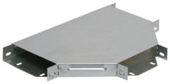 Тройник для листовых лотков IEK CLP1T-050-400 L=530