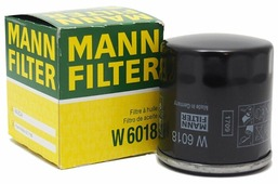 Масляный фильтр MANNFILTER W6018