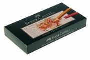 Faber-Castell Набор сухой пастели Polychromos, 12 цветов