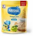 Каша Nestlé молочная овсяная с яблоком (с 5 месяцев) 220г дойпак