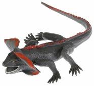 Игрушка-мялка Играем вместе Плащеносная ящерица W6328-71BT-R