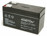 Аккумуляторная батарея ROBITON VRLA 12-1.3 1.3 А·ч
