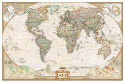 АСТ Карта мира под старину (978-5-17-087419-4)