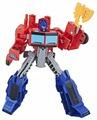Трансформер Hasbro Transformers Оптимус Прайм. Warrior Class (Кибервселенная) E1901