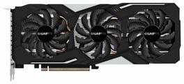 Видеокарта GIGABYTE GeForce GTX 1660 Ti 1860MHz PCI-E 3.0 6144MB 12000MHz 192 bit HDMI HDCP GAMING OC