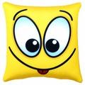 Подушка декоративная Мнушки Смайл Симпатия 35х35 см (Ап01сма08)