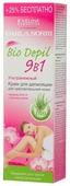 Eveline Cosmetics Bio depil Крем для депиляции 9в1 ультранежный