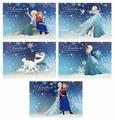 Альбом для рисования Hatber Холодное сердце Disney 29.7 х 21 см (A4), 100 г/м², 24 л.