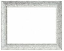 Рама Белоснежка Ester (1398-BL) 40x30 см