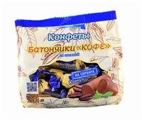 Конфеты Петродиет Батончики Кофе со стевией