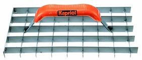 Тёрка для шлифовки штукатурки Kapriol 23312 280x140 мм
