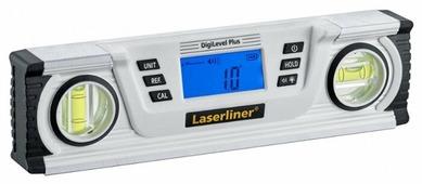 Laserliner DigiLevel Plus 25, Цифровой/водяной уровень-угломер, арт 33638