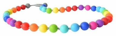Слингобусы Itzy Ritzy Teething happens bead necklace