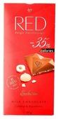 Шоколад Red Молочный RED Фундук и Макадамия